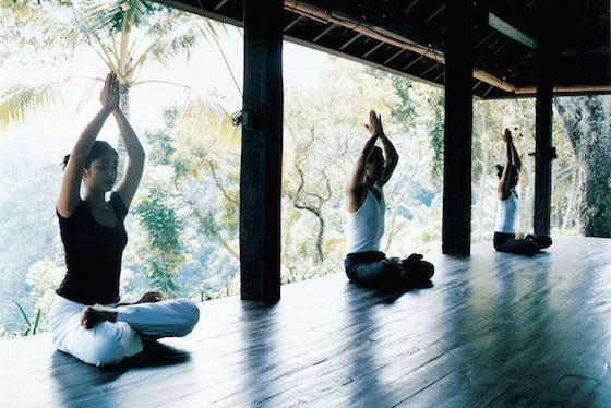 COMO shambhala sitting yoga retreat wellness detox luxury holiday