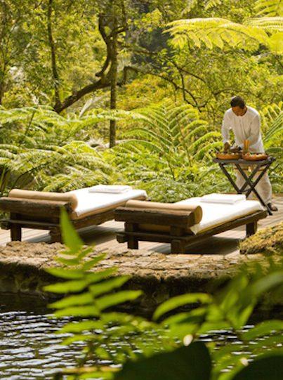 uniq luxe COMO hotels Shambhala massage sitting yoga retreat resort wellness detox luxury holiday pilates