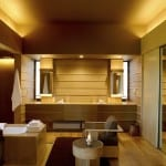 Suite Bathroom Amankora Gangtey Bhutan Luxury Getaway Holiday Uniq Luxe