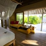 six senses laamu beach villa maldives uniqluxe flip n flop escape