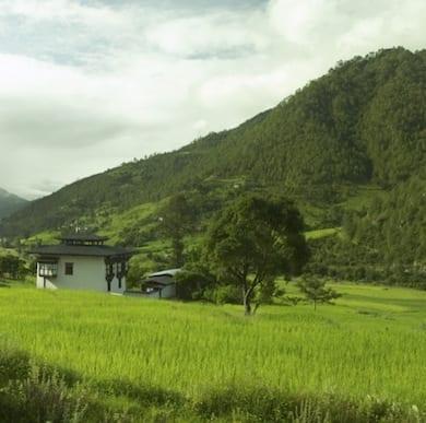 Amankora Punakha Bhutan Luxury Getaway Holiday Uniq Luxe