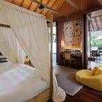 Spacious Bedrooms COMO Shambhala Estate Bali Indonesia Luxury Getaway Holiday Uniq Luxe
