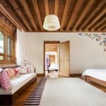 Villa Bedroom Uma by COMO Paro Bhutan Luxury Getaway Holiday Uniq Luxe