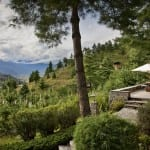 Villa Terrace Uma by COMO Paro Bhutan Luxury Getaway Holiday Uniq Luxe