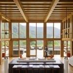 Living Area Breakfast View Uma by Como Punakha Bhutan Luxury Getaway Holiday Uniq Luxe