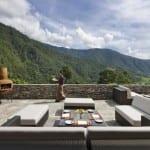 Breakfast View Uma by Como Punakha Bhutan Luxury Getaway Holiday Uniq Luxe