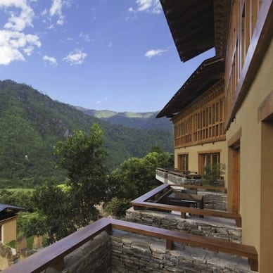 Uma by Como Punakha Bhutan Luxury Getaway Holiday Uniq Luxe