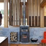 Fireplace Uma by Como Punakha Bhutan Luxury Getaway Holiday Uniq Luxe