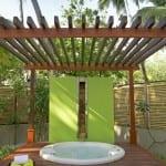 Outdoor Jet Pool Angsana Ihuru Maldives Honeymoon Getaway Holiday Luxury Uniq Luxe