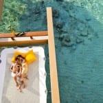 Ocean Hammock Angsana Velavaru Maldives Honeymoon Luxury Holiday Getaway Retreat Uniq Luxe