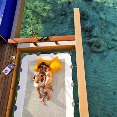Angsana Velavaru Maldives Honeymoon Luxury Holiday Getaway Retreat Uniq Luxe
