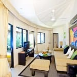 Angsana Villa Living Room Angsana Velavaru Maldives Honeymoon Luxury Holiday Getaway Retreat Uniq Luxe