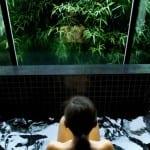 Pool Villa Bath Banyan Tree Lijiang China Resort Luxury Holiday Getaway Retreat Uniq Luxe