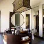 Courtyard Villa Bathroom Banyan Tree Mayakoba Mexico Luxury Holiday Getaway Retreat Uniq Luxe