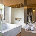 Luxurious Bathroom Casa de La Flora Khao Lak Thailand Luxury Getaway Holiday Uniq Luxe