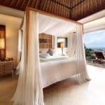 Ocean Villa Bedroom Ayana Resort & Spa Jimbaran Bali Indonesia Luxury Getaway Holiday Uniq Luxe