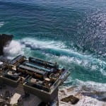 Rock Bar Ayana Resort & Spa Jimbaran Bali Indonesia Luxury Getaway Holiday Uniq Luxe