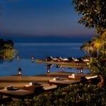 Poolside View Tanjong Jara Resort Terengganu Malaysia Luxury Holiday Getaway Retreat Uniq Luxe