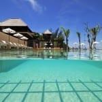 Turquoise Pool Gaya Island Resort Kota Kinabalu Sabah Malaysia Luxury Holiday Getaway Retreat Uniq Luxe