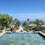 View from Hotel Lobby Ayana Resort & Spa Jimbaran Bali Indonesia Luxury Getaway Holiday Uniq Luxe