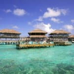 six senses laamu clear blue water maldives uniqluxe flip n flop escape