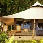 Amanwana Tent Pulau Moyo Island Indonesia Luxury Getaway Holiday Uniq Luxe