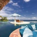 Sunken Pool The Naka Island Phuket Thailand Private Island Luxury Getaway Holiday Uniq Luxe