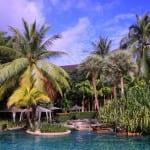 Poolside The Slate Indigo Pearl Phuket Thailand Luxury Getaway Holiday Uniq Luxe