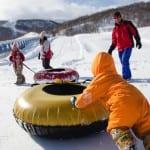 Niseko powder snow Uniq Luxe customised ski family holiday