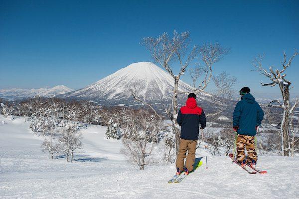 Rusutsu hokkaido ski holiday uniq luxe customised travel
