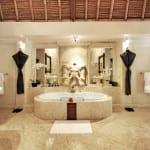 Bathroom Viceroy Bali Ubud Thailand Luxury Getaway Holiday Uniq Luxe