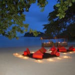 Beach Eco Dinner The Andaman Langkawai Malaysia Luxury Getaway Holiday Uniq Luxe