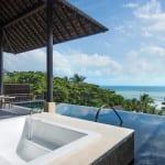 Ocean View Pool Vana Belle Koh Samui Thailand Luxury Getaway Holiday Uniq Luxe