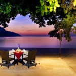 Romantic Dinner The Andaman Langkawai Malaysia Luxury Getaway Holiday Uniq Luxe