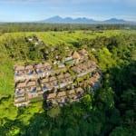 Aerial View Viceroy Bali Ubud Thailand Luxury Getaway Holiday Uniq Luxe