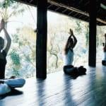 uniq luxe COMO shambhala massage sitting yoga retreat resort wellness detox luxury holiday