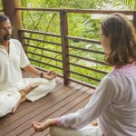 Kamalaya Private Meditation Class Rest Uniq Luxe Wellness Pampering Indulging Holiday pamper
