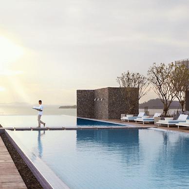 COMO luxury wellness resort travel planner