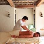 Massage Zighy Bay Oman Uniq Luxe Uniqluxe Luxury Travel Holiday Retreat Six Senses