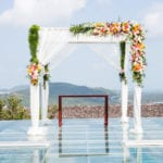 Panacea Koh Samui Luxury Resort Beach Wedding Beautiful Destination