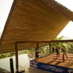 Panacea Koh Samui Luxury Resort Beach Wedding Learn Muay Thai Boxing