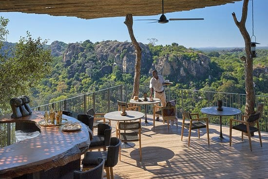 Pamushana Lodge has a unique alfresco dining experience to complete your luxury safari adventure!