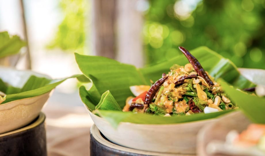Treat your body to a healthy dose of food with COMO's specialty Shambhala cuisine at this COMO island resort